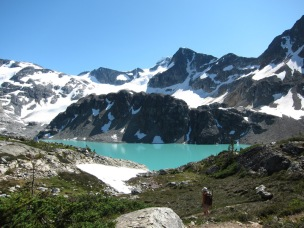 wedgemount-lake